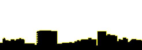 Cityline silhouette