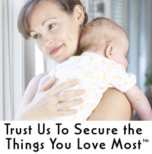 Trust Us To Secure the Things You Love Most